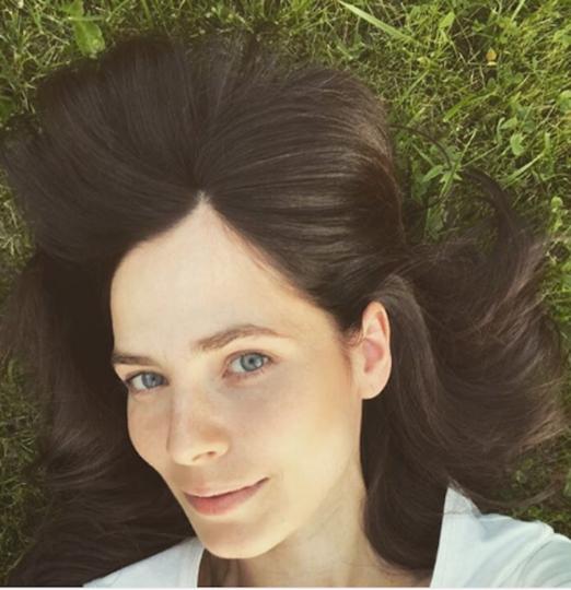 Актриса Юлия Снигирь. Фото www.instagram.com/yuliasnigir