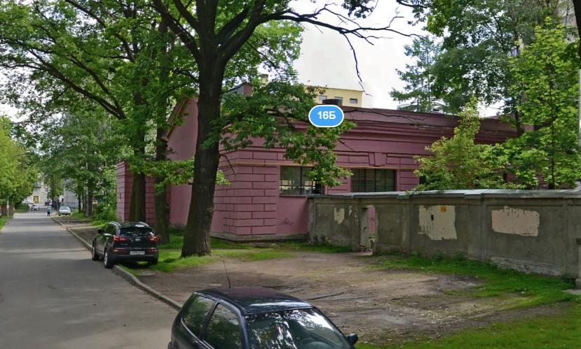 """Так здание выглядело пару лет назад. Фото скриншот Яндекс.Панорамы., """"Metro"""""""
