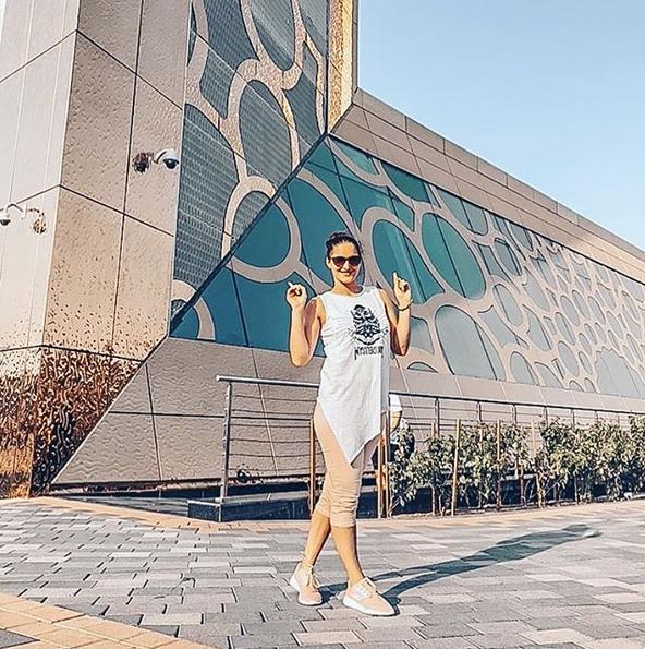 Чемпионка Европы по спортивной борьбе Анжелика Пиляева. Фото Скриншот instagram.com/angilika/
