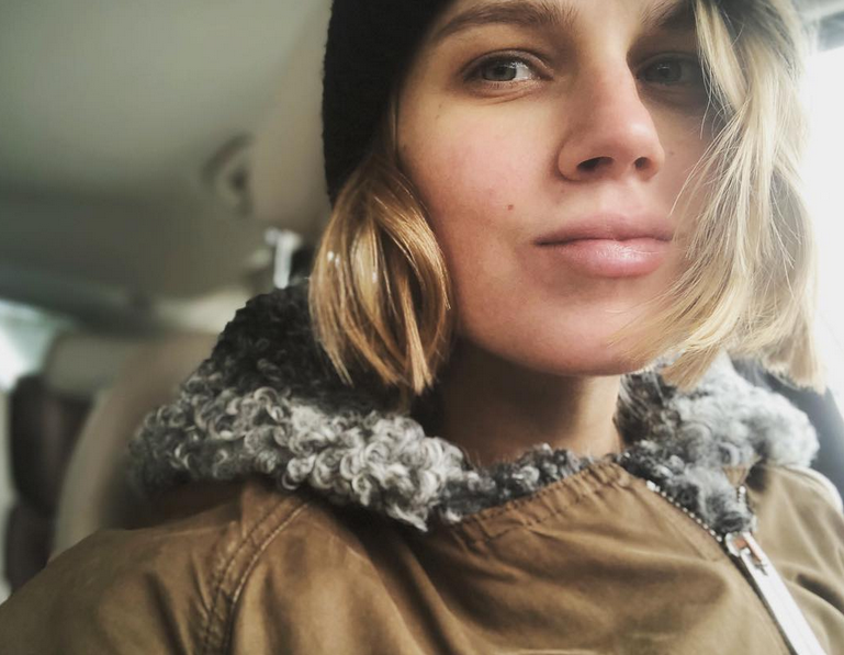 Дарья Мельникова. Фото Скриншот Instagram: @melnikovadsh