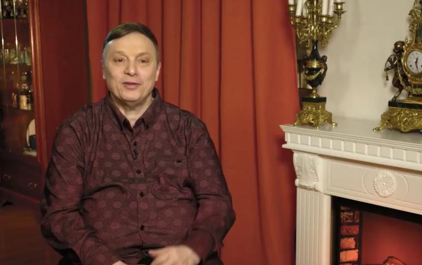 Андрей Разин. Фото Скриншот Youtube