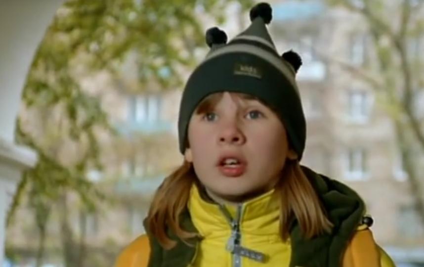 """Анна Цуканова, кадры из """"Ералаша"""". Фото скриншот Youtube"""