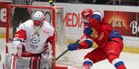Сборная России завершила Шведские игры победой над чехами