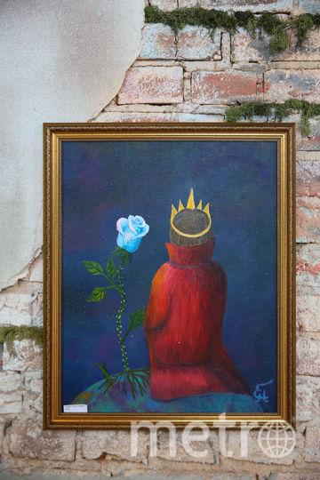 Елена рисует всё – от портретов до сказочных персонажей и животных. Фото Василий Кузьмичёнок