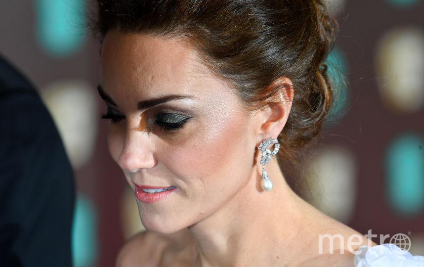 Кейт Миддлтон прибыла на церемонию BAFTA. Фото Getty