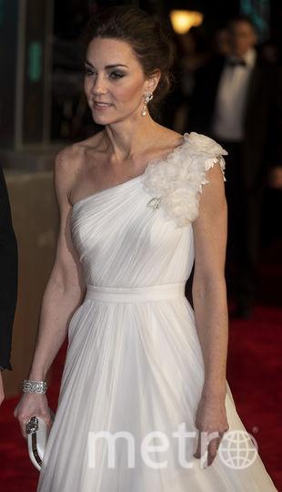 На церемонии BAFTA. Фото Getty