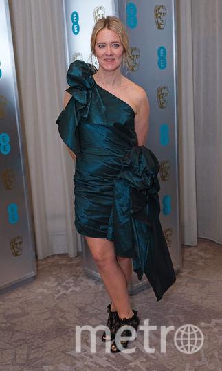Шотландская телеведущая Эдит Боумен. Фото Getty
