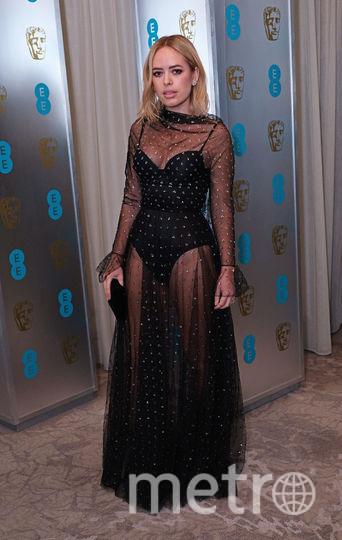 Актриса Таня Бурр. Фото Getty