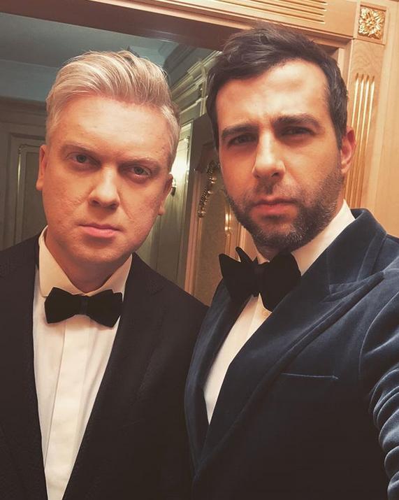 Иван Ургант. Фото Скриншот Instagram: @urgantcom
