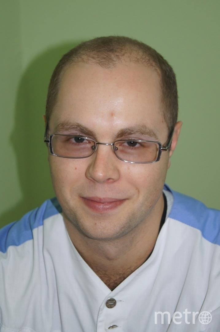 """Дмитрий Ващенко. Фото предоставлено героем публикации, """"Metro"""""""
