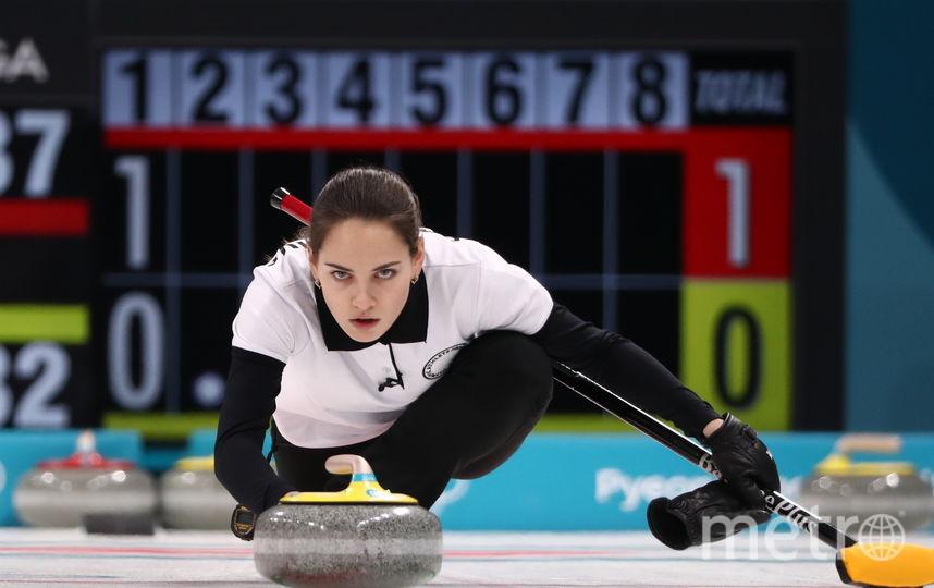 Анастасия Брызгалова. Фото Getty