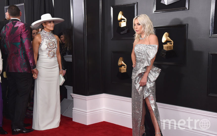 Леди Гага и Дженнифер Лопес. Фото Getty
