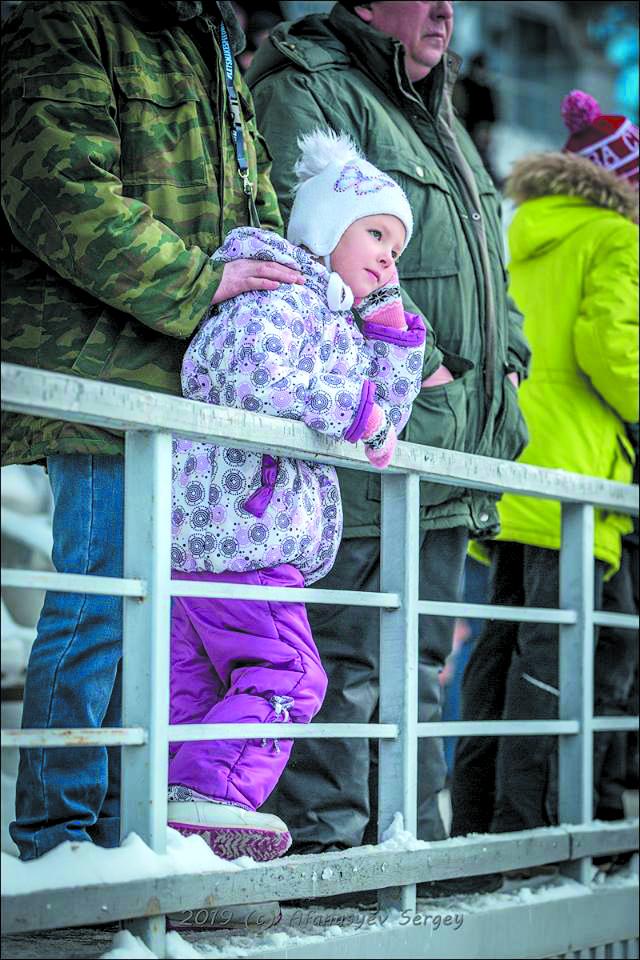 """На домашней арене у  «мегаладовцев» всегда есть поддержка. Фото Сергей Афанасьев, """"Metro"""""""