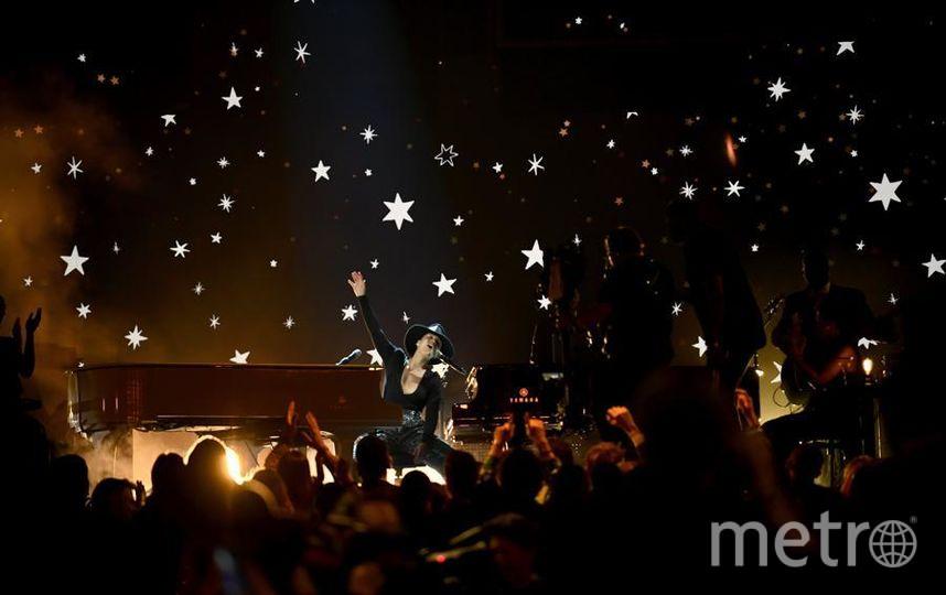 Грэмми. Алиша Киз. Фото Getty