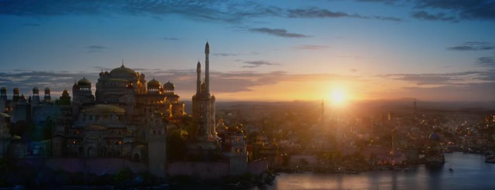 """Премьера фильма """"Аладдин"""" запланирована на 24 мая 2019 года. Фото Скриншот youtube.com/watch?v=7hHECMVOq7g"""