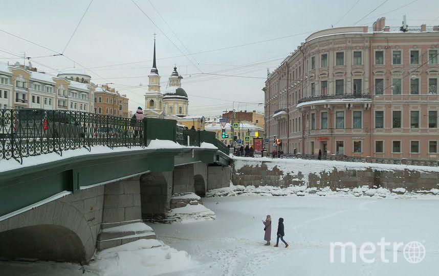 """Прогулки по Фонтанке. Фото """"Metro"""""""