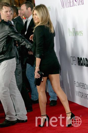 Дженнифер Энистон сейчас. Фото Getty