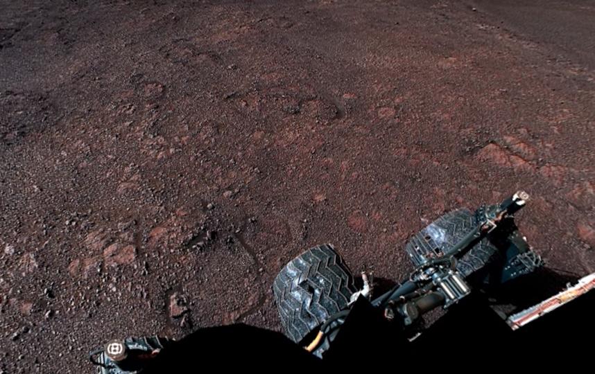 Панорама Марса. Фото Скриншот / NASA Jet Propulsion Laboratory, Скриншот Youtube