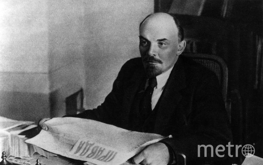 Владимир Ильич Ленин. Фото Getty