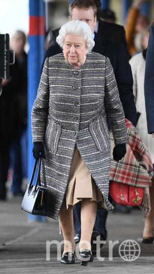 Елизавета II отправилась в Лондон на поезде. Фото Getty
