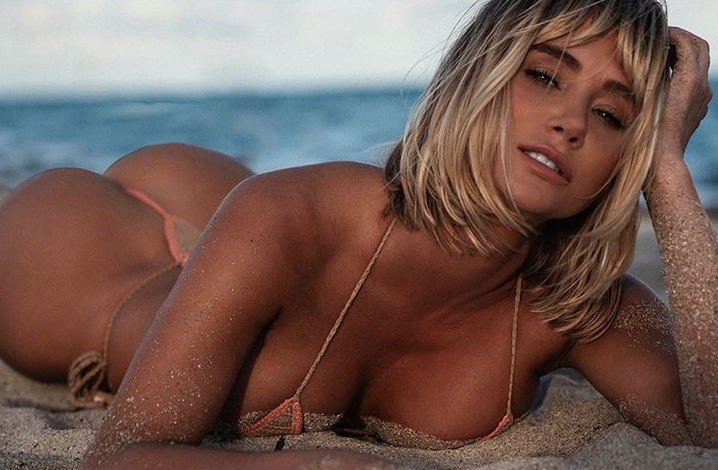 Сара Андервуд, фотоархив. Фото скриншот https://www.instagram.com/saraunderwood/