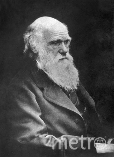 Чарльз Дарвин. Фото Getty