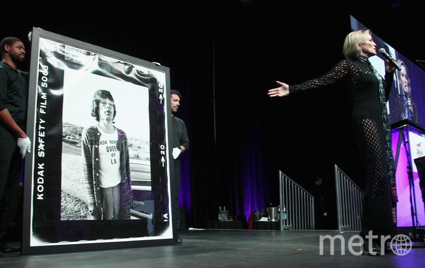 Шэрон Стоун и Шарлиз Терон. Фото Getty