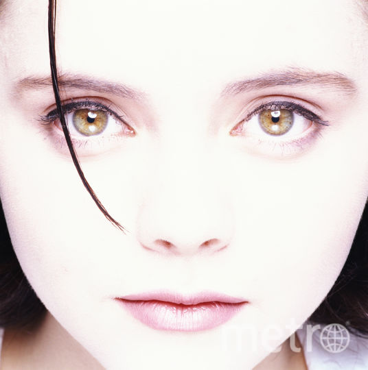 Кристина Риччи в детстве и юности. Фото Getty