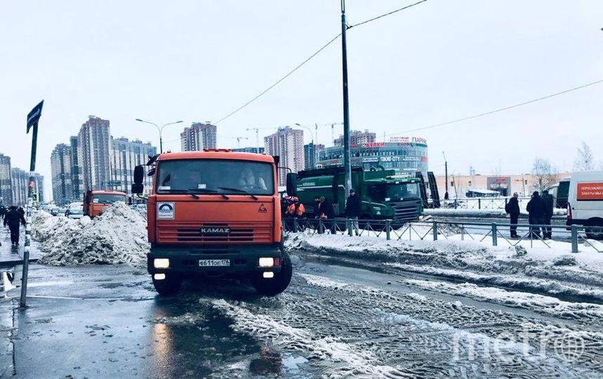 Фото пресс-службы Водоканала. Фото vodokanal_spb, vk.com