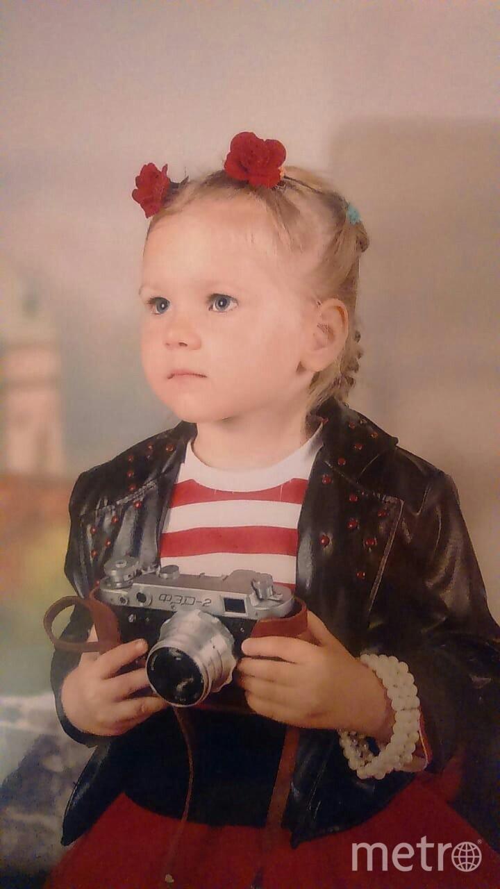 Таисия, 3 года 10 месяцев. Фото принадлежит герою материала