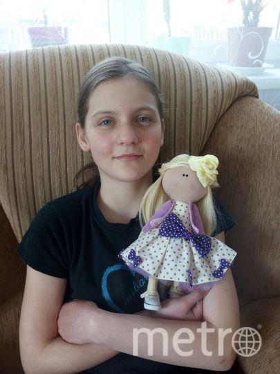 Катя, 12 лет. Фото принадлежит герою материала