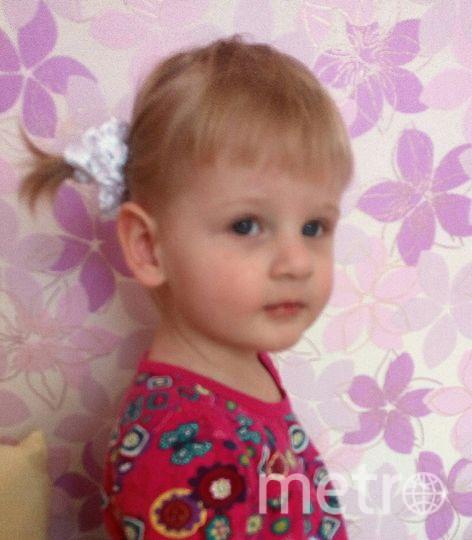 Варвара, 3 года 6 месяцев. Фото принадлежит герою материала