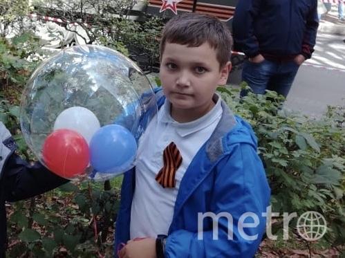 Тимофей, 11 лет. Фото принадлежит герою материала