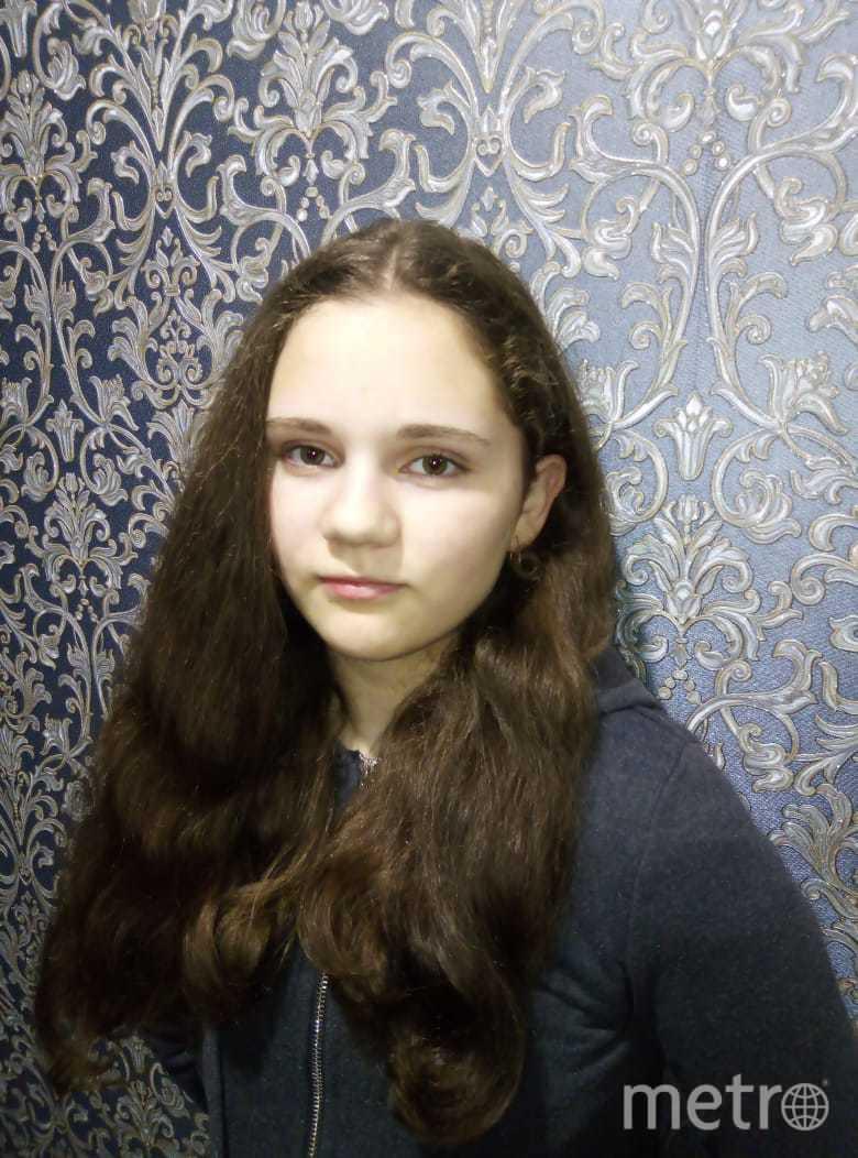 Таня, 14 лет. Фото принадлежит герою материала