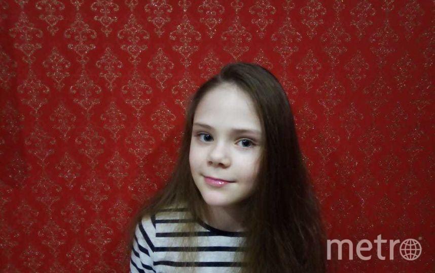 Маша, 9 лет. Фото принадлежит герою материала