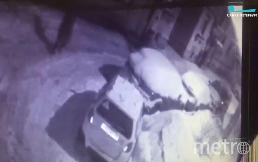 В Петербурге задержали серийного грабителя, нападавшего на женщин. Фото скриншот https://topspb.tv/