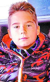 Влад, 12 лет. Фото принадлежит герою материала