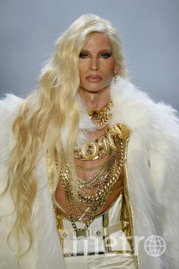 Шоу The Blonds. Филипп Блонд. Фото Getty