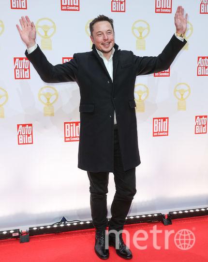 Илон Маск. Фото Getty