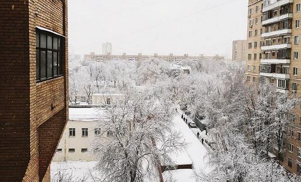 """""""Зима в этом году несомненно удалась"""". Фото Скриншот instagram.com/ogneva_/"""