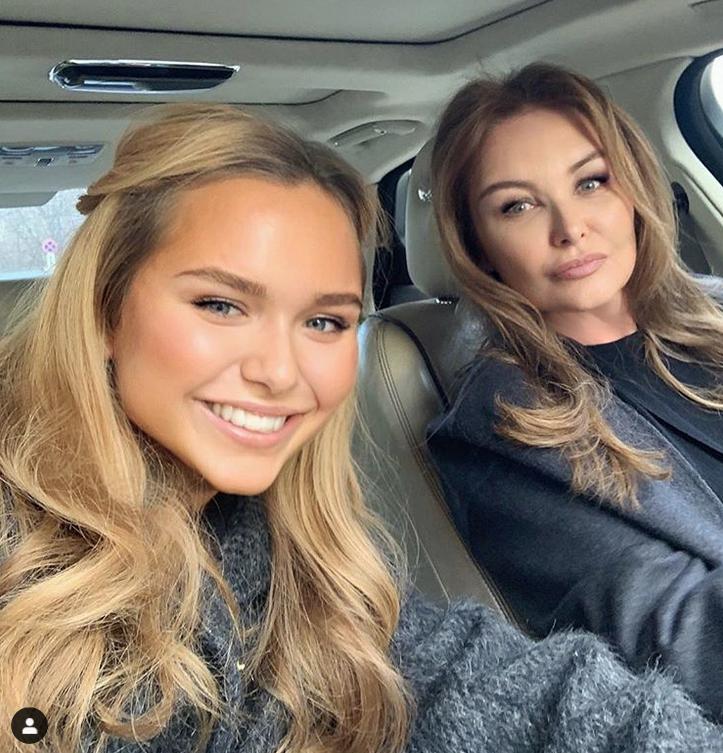 Стефания Маликова. Фото Скриншот Instagram: @steshamalikova