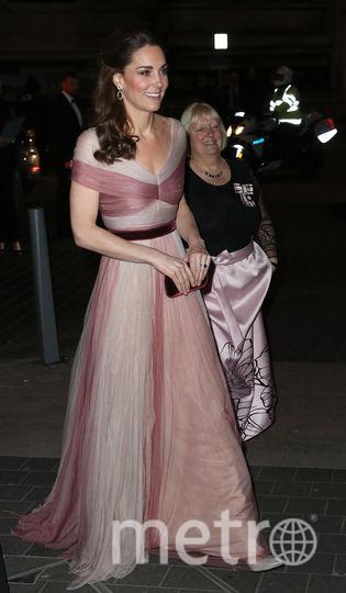 Кейт Миддлтон посетила гала-ужин  в музее Виктории и Альберта. Фото Getty