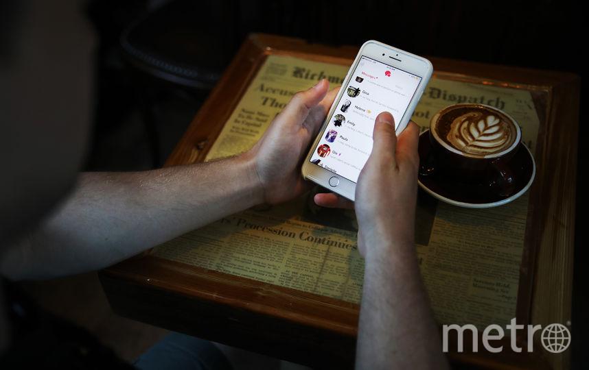 Приожения для знакомств в Сети становятся всё более и более популярными. Фото Getty