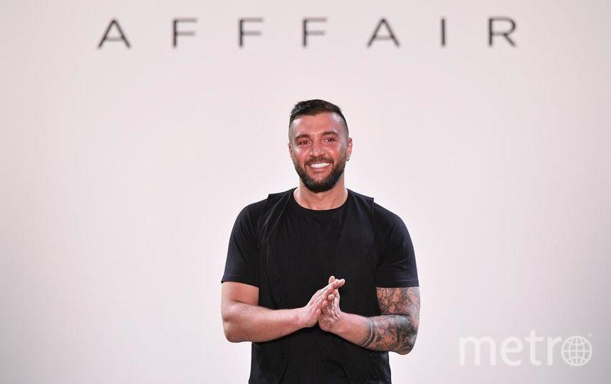 Показ Afffair. Основатель бренда - азербайджанец Руфат Исмаил. Фото Getty