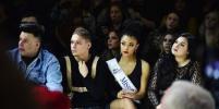 Азербайджанский дизайнер обнажил моделей на глазах у Мисс Нью-Йорк