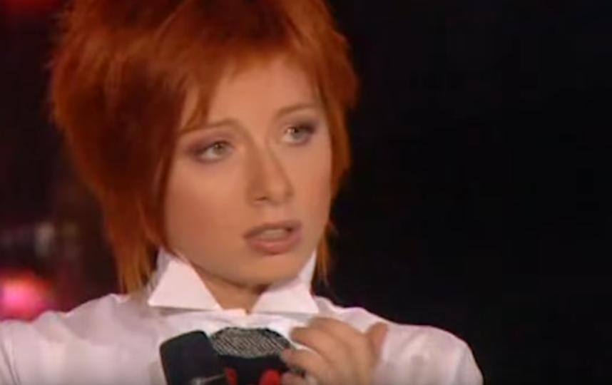 Юлия Савичева. Фото Скриншот Youtube