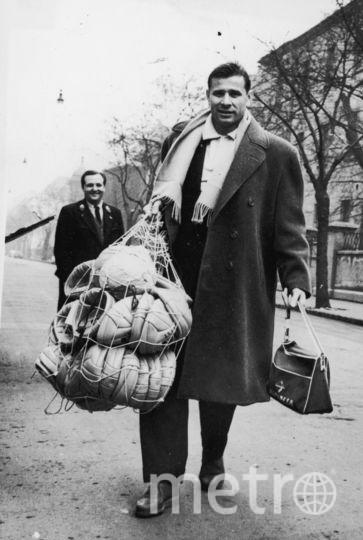 Легенда советского футбола Лев Яшин. Фото Getty