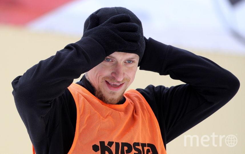 Павел Мамаев. Фото Getty