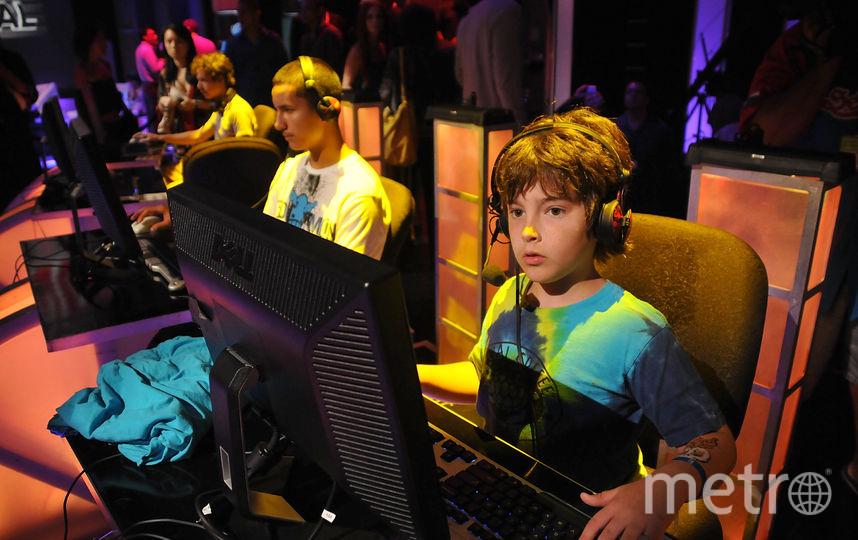 Учёные выяснили, что жестокие игры не делают детей жестокими. Фото Getty