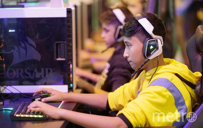 Учёные выяснили, что жестокие игры не делают детей жестокими.. Фото Getty